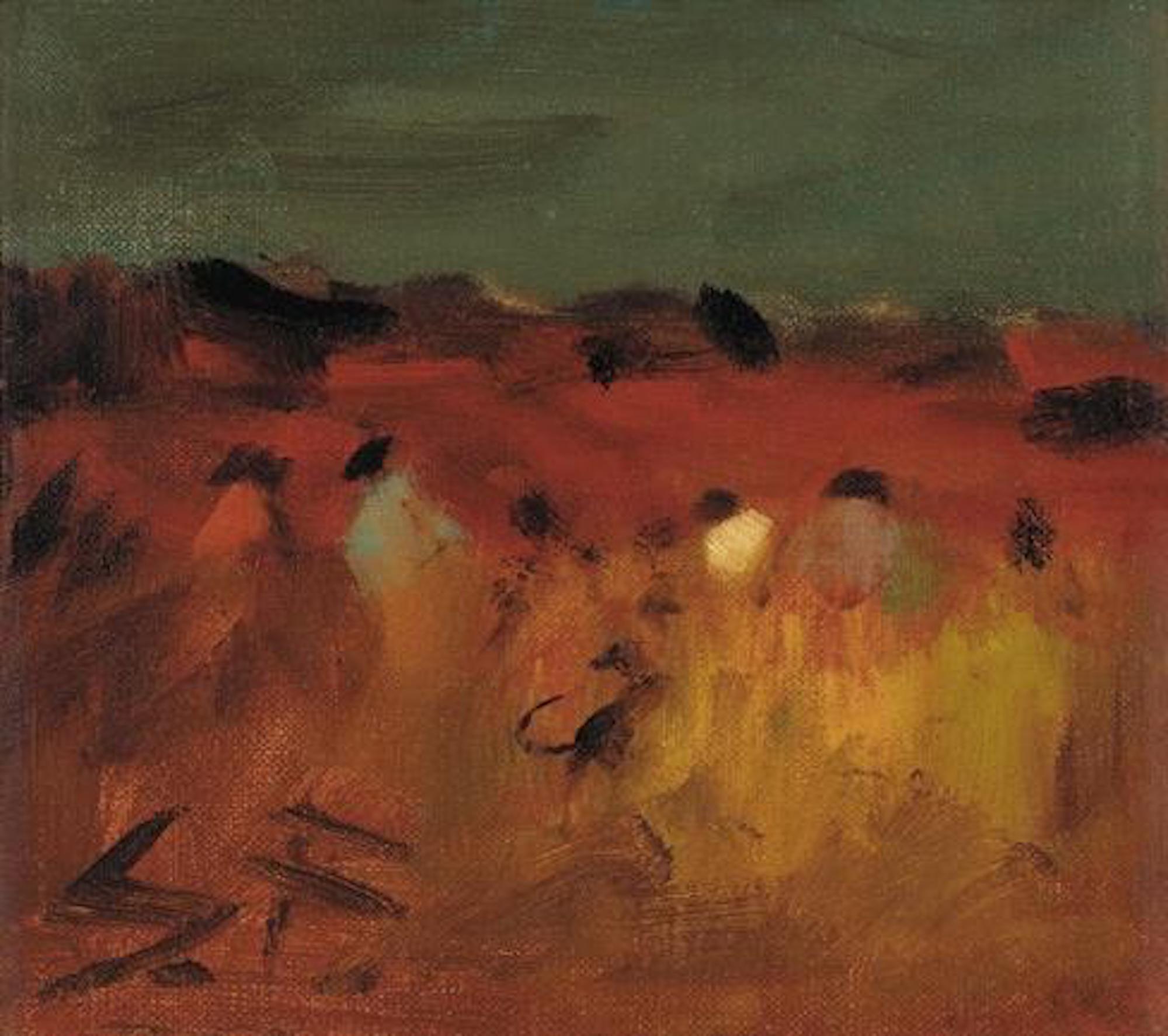 Pilbara painting