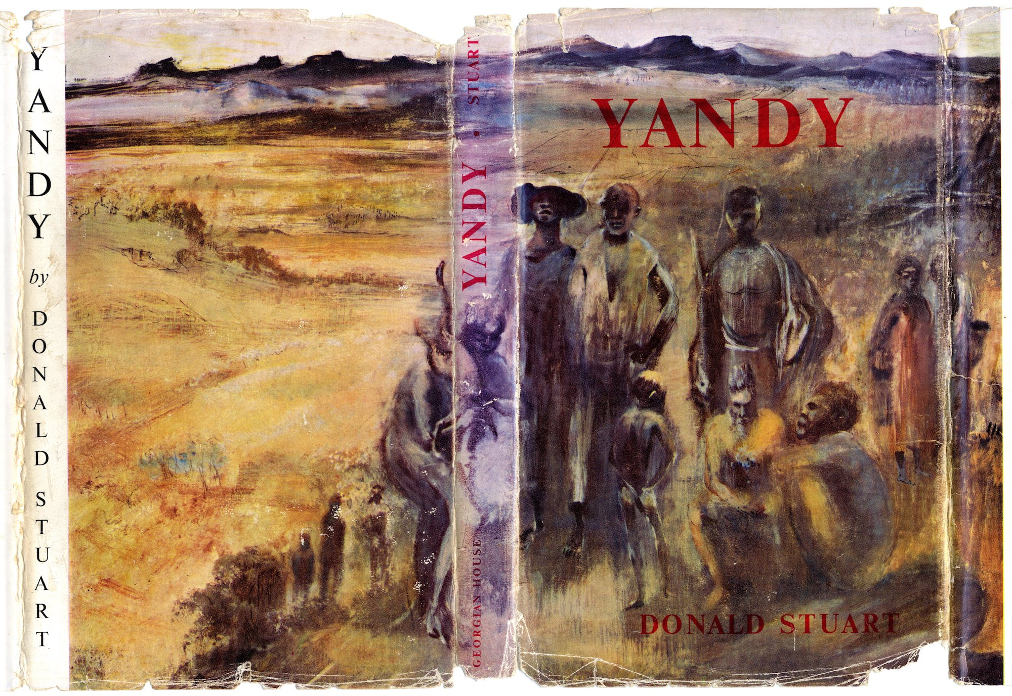 Cover of Donald Stuart's Yandy